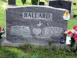 Geneva <i>Greenwell</i> Ballard