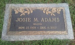Josie Mae Adams