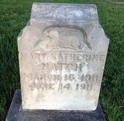 Mary Katherine Hatch
