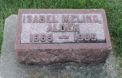 Isabel <i>Meling</i> Alden