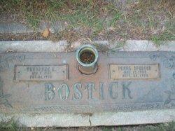 Pearl <i>Spencer</i> Bostick