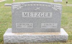 Gertrude E. <i>Maher</i> Metzger