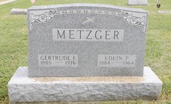 Edlin Pius Metzger