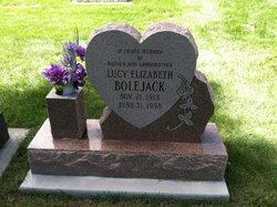Lucy Elizabeth <i>Pomeroy</i> Bolejack
