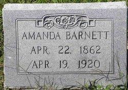Amanda Ann <i>Weddle</i> Barnett