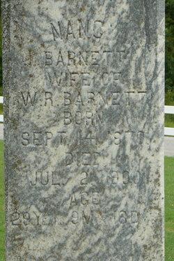 Nancy <i>Martin</i> Barnett