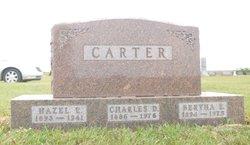 Bertha E <i>McClain</i> Carter