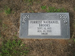Forrest Nathaniel Nate Brooks