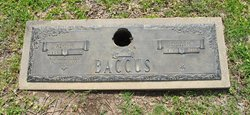 Alvin Bernard Baccus