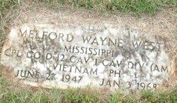 Melford Wayne West