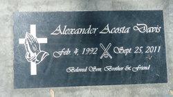 Alexander Acosta Davis