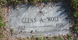 Glenn Alfred Wolf
