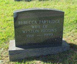 Rebecca <i>Partridge</i> Figgins