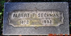 Albert T Seckman