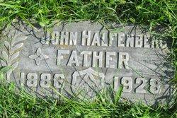 John Nicholas Halfenberg