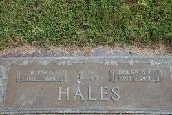 Dolores Anna <i>Pletzke</i> Hales
