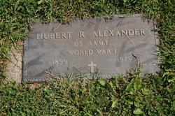 Hubert Russell Alexander