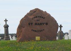 Saint Mary's Roman Catholic Cemetery