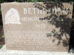 Bethlehem Memorial Gardens