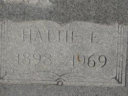 Hattie Elizabeth <i>Slusher</i> Cowell
