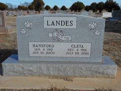 Eugene Hansford Landes