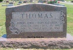 Mary Elizabeth <i>Faubus</i> Thomas