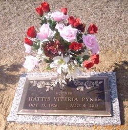 Hattie Viteria Pynes
