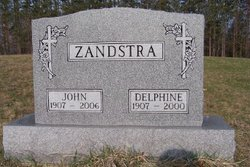 John B Zandstra