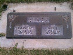 Christina J. <i>Hanson</i> Stark