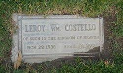Leroy William Costello