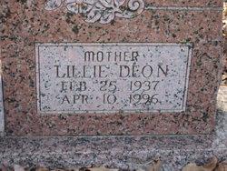 Lillie Deon Fields