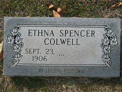 Ethna Fletcher <i>Spencer</i> Colwell