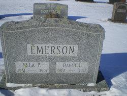 Ella Frances <i>Shaw</i> Emerson