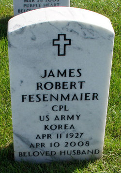 Corp James Robert Fesenmaier