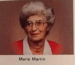 Marie <i>Bertoli</i> Martin