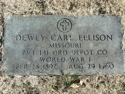 Dewey Carl Ellison