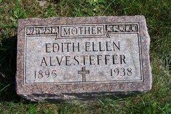 Edith Ellen <i>Brunk</i> Alvesteffer