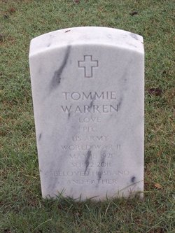 Tommie Warren Love
