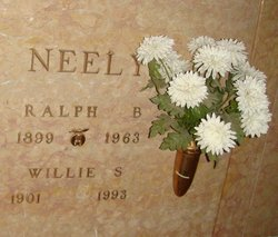 Ralph Brown Neely