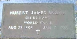Hubert James Brown