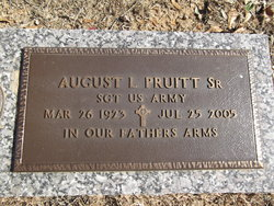August Lamon Pruitt, Sr
