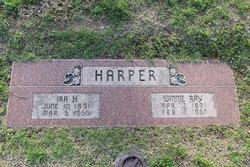 Winnie Rae <i>Roberts</i> Harper
