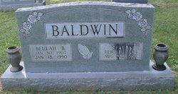Beulah <i>Bell</i> Baldwin