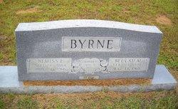 Beulah Mae <i>Coats</i> Byrne