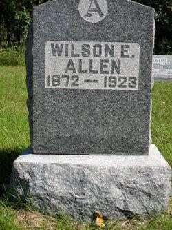 Wilson E Allen