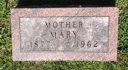 Mary <i>Waterworth</i> Fisk