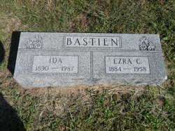 Ezra C Bastien