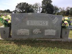 Cecil Ernest Billings