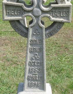 Helen <i>Staples</i> Bishop