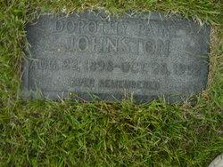 Dorothy <i>Paine</i> Johnston